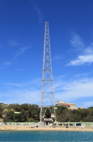rnella radio tower